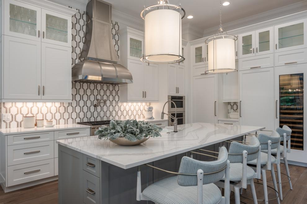 15 Marvelous Coastal Kitchen Interior Designs You Will Love