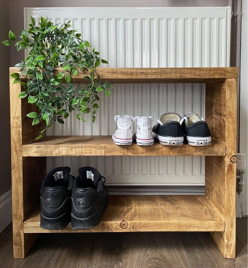15 Simple & Functional Shoe Storage Solutions For Your Foyer