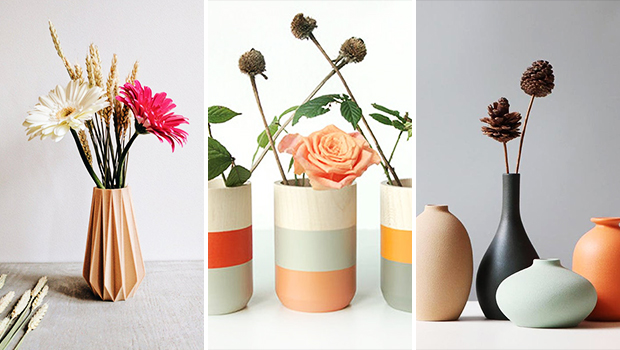 16 Stunning Modern Vase Designs You Will Want Right Now