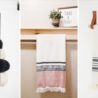 17 Awesome Towel Rack Ideas You Will Want In Your Bathroom