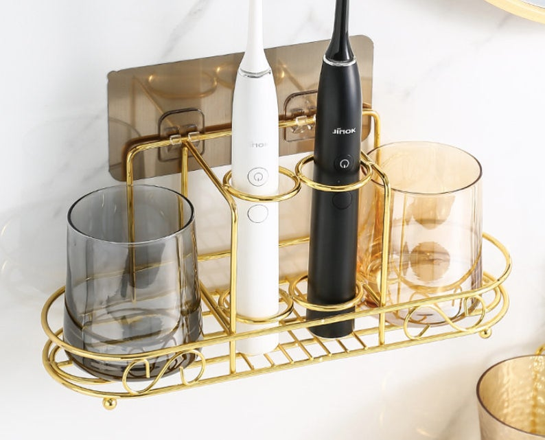 17 Creative Toothbrush Holders You Need In Your Bathroom