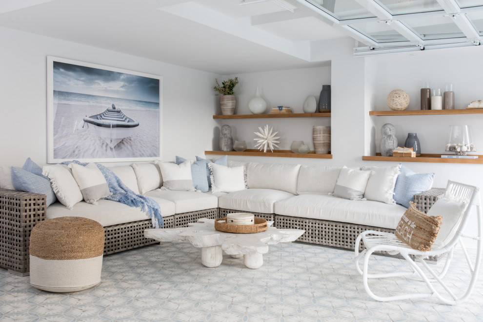 18 Stunning Coastal Living Room Designs That Will Inspire You