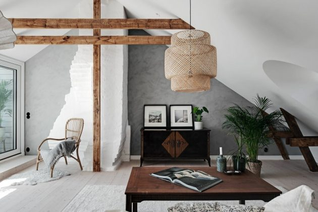 Nordic Style Can Also Be Cozy