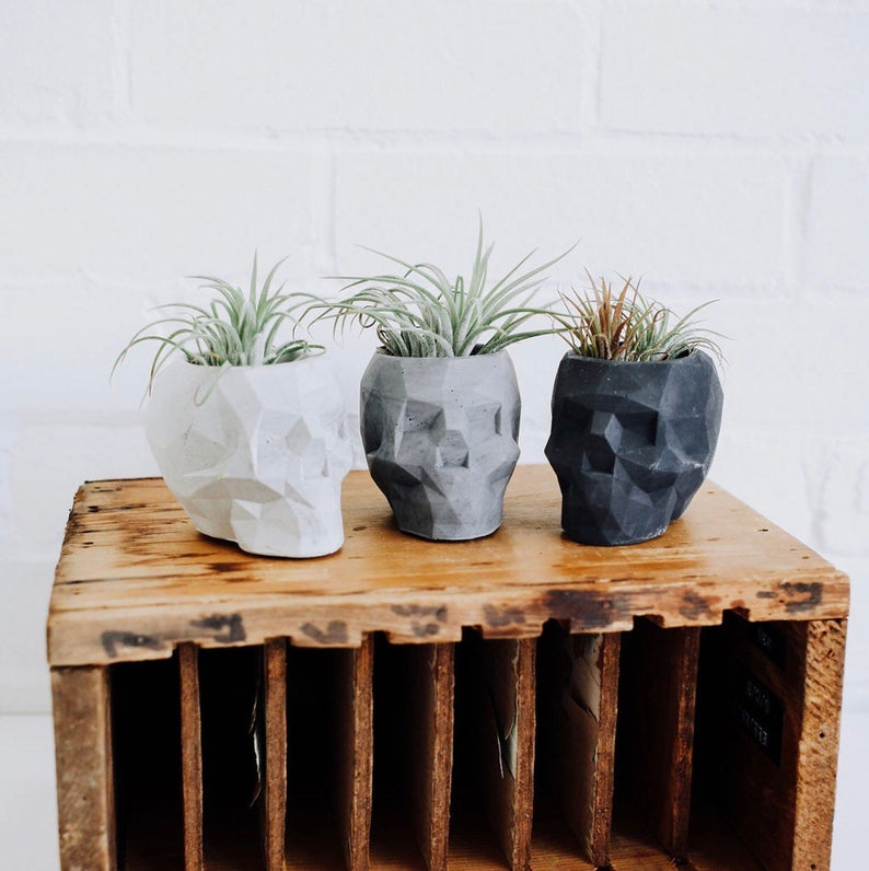 20 Elegant Geometric Planter Designs That Will Bring Order To Your Décor