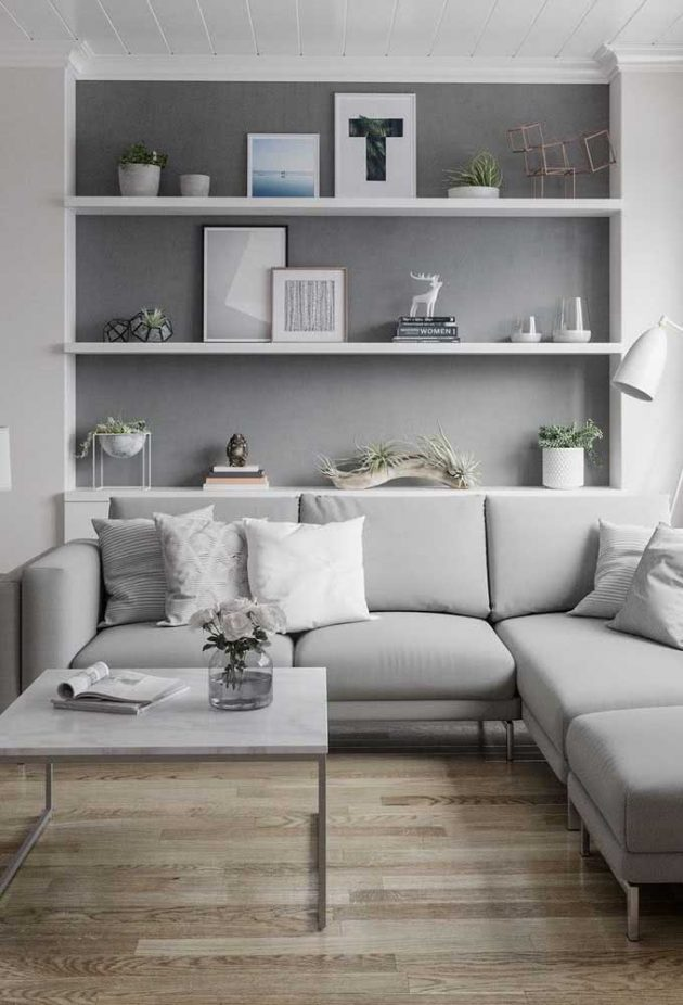 The Most Amazing Models Of Small Living Room Sofas
