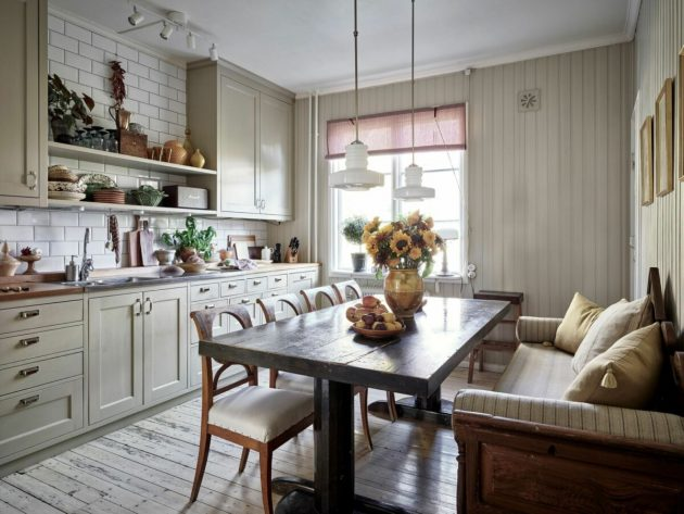 Modern & Rustic Home In The Same Time Is Our New Favorite Design