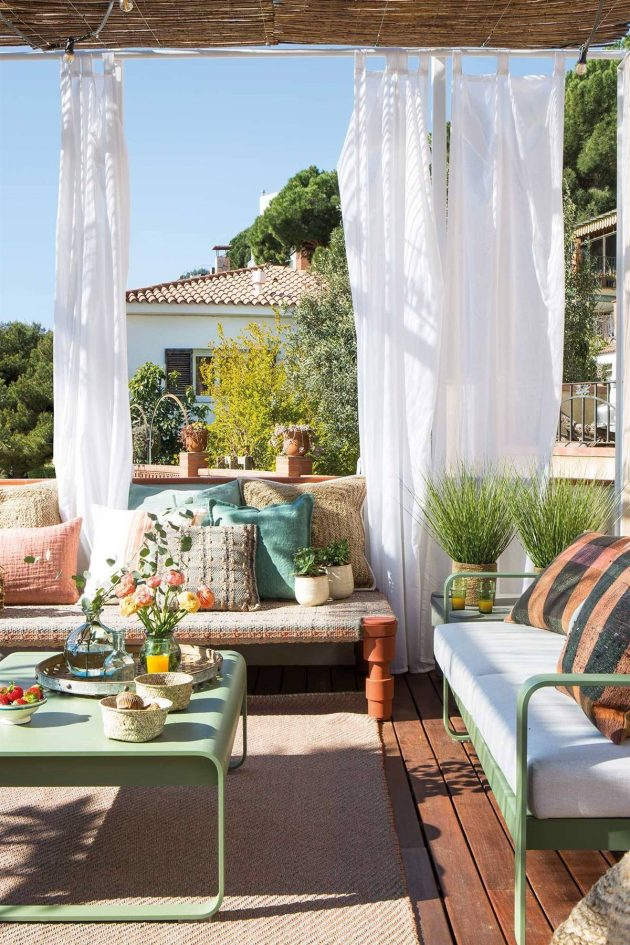 9 Modern Terraces - Keys To Decorate Them
