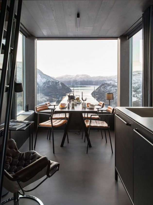 The Cabin That Offers Unbelievable Views Of Nature