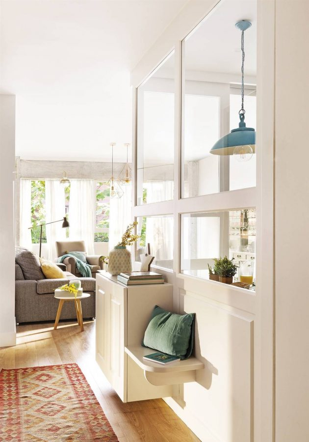 Ideas To Make The Most Of Your Space With This Mini-Apartment Furniture