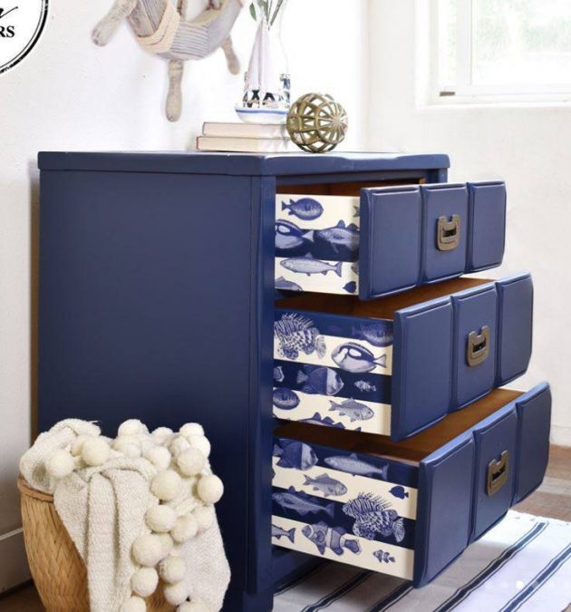 6 Custom Chest Of Drawers For A Decorative Transfer
