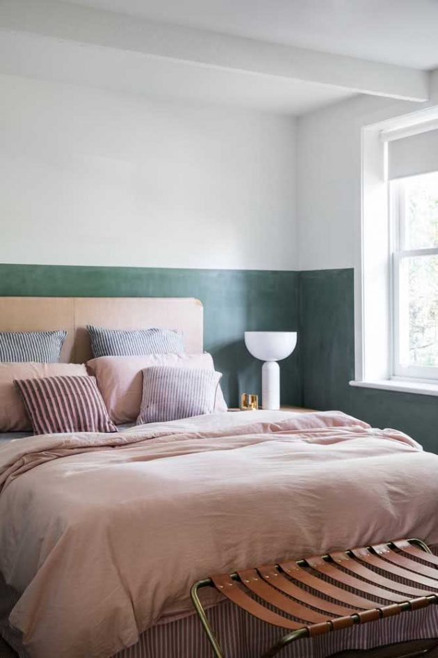 Tips On How To Do Half Painted Walls