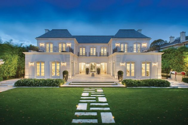Neoclassical Architecture Ideas For Your Home