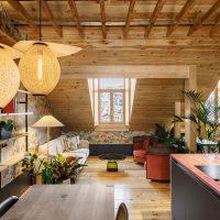 Almirante Reis Apartment rehabilitation by BALA Atelier in Lisbon, Portugal