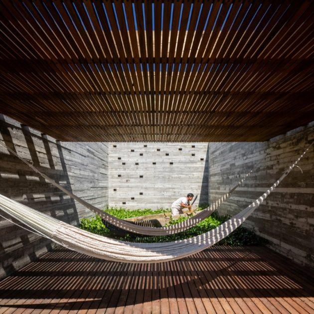 Casa Cova by Anonimous in Puerto Escondido, Mexico