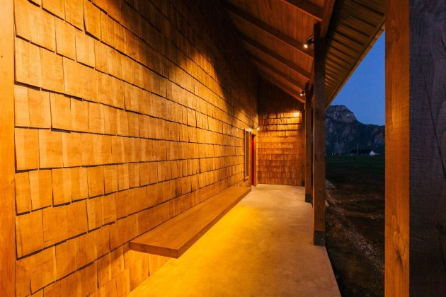 House IV by Staudt Arquitectura in Coyhaique, Chile