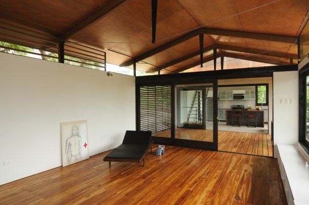 K House by Datum Zero in Nosara, Costa Rica