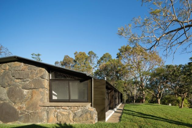 Stone House by CHROFI in Tarro, Australia