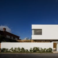 Villa F by Mohamed Amine Siana in Casablanca, Morocco