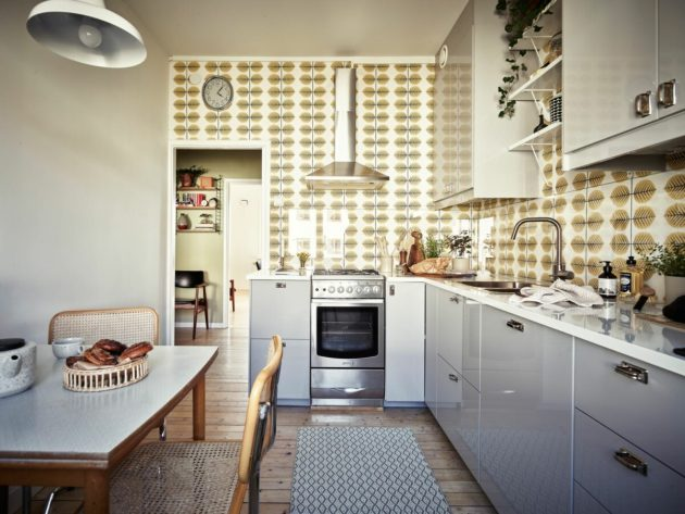 Modern and Retro Kitchen You'll Want To Have In Your Home