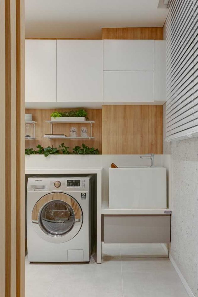 How To Choose The Perfect Laundry Shelf