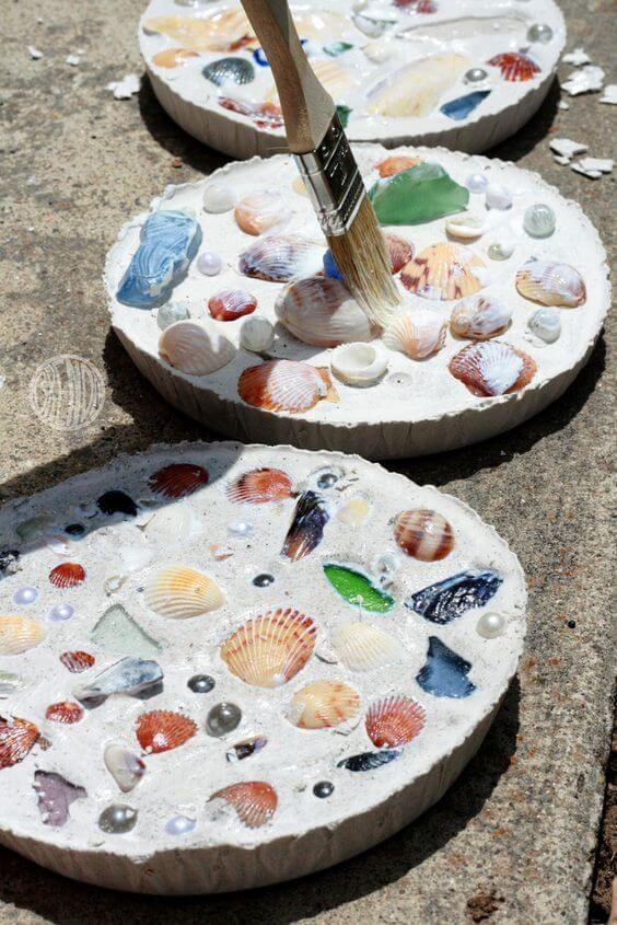 15 Adorable DIY Shell Décor Ideas You Won't Be Able To Resist