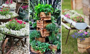 15 Awesome DIY Planter Ideas You Can Make From Everyday Items