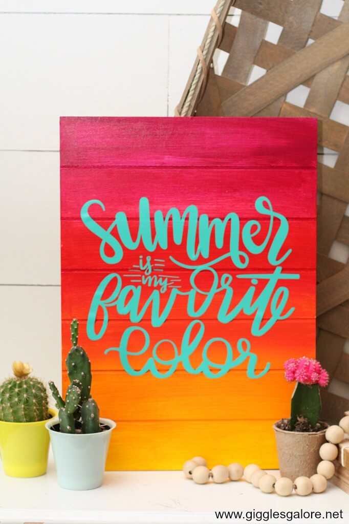 15 Colorful DIY Summer Décor Ideas You're Gonna Craft Right Away