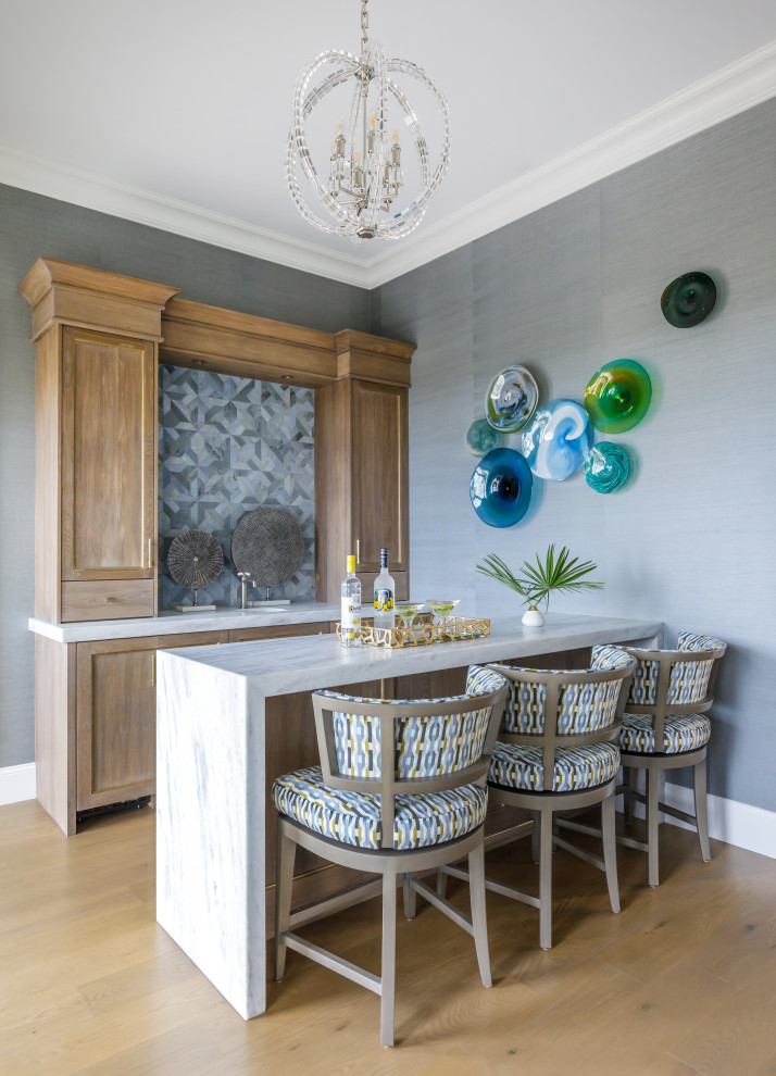 15 Splendid Coastal Home Bar Ideas You Will Want