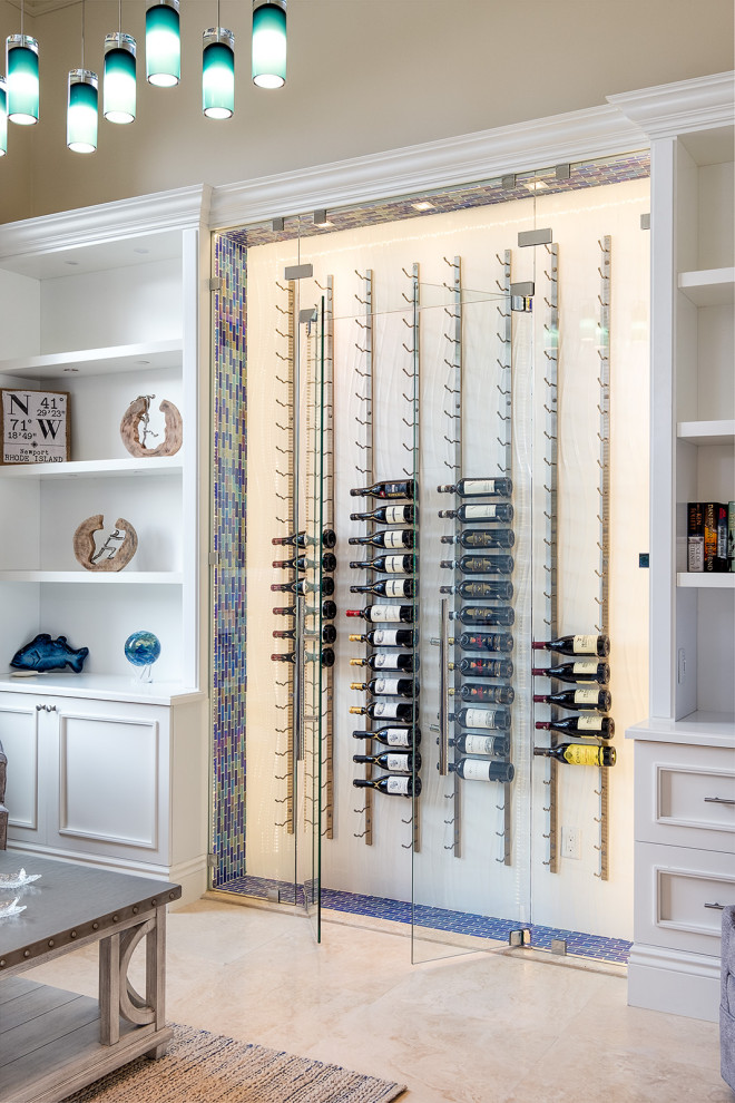 16 Amazing Coastal Wine Cellar Designs Your Beach House Must Have