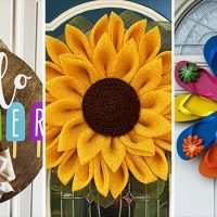 16 Captivating Summer Wreath Designs For Your Beach House