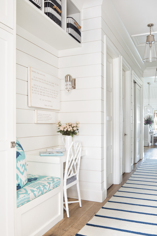 16 Superb Coastal Hall Designs That Are Simply Filled With Light