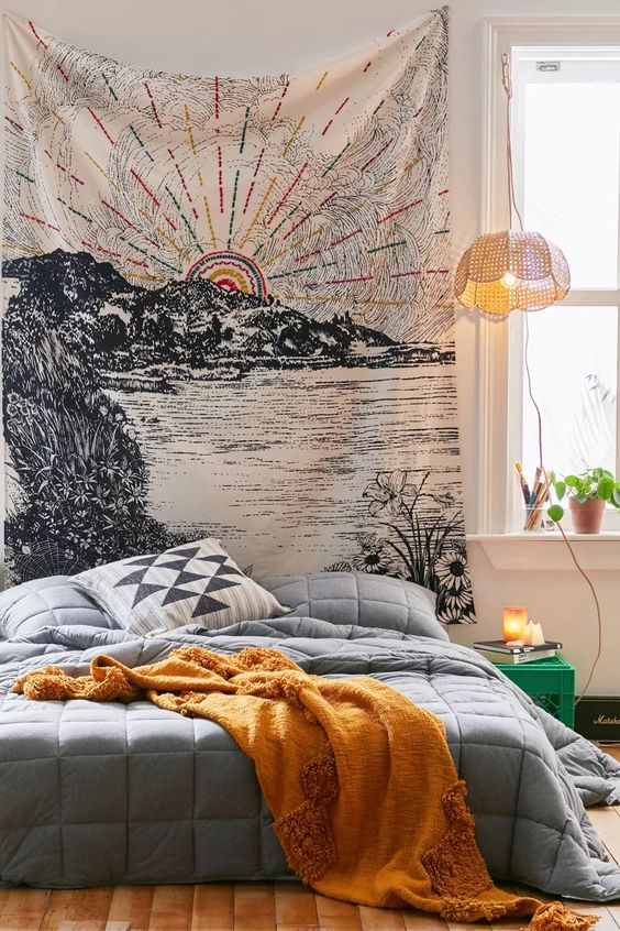 Home Tapestries To Get For Your Favorite Space