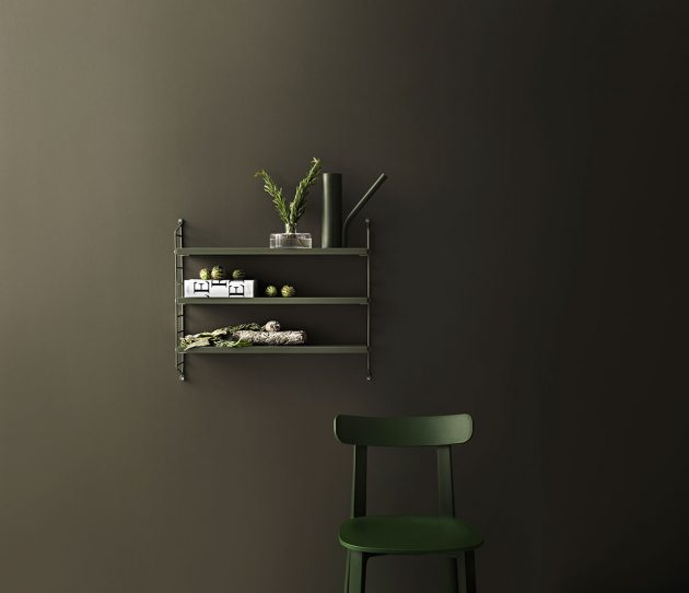 The String Pocket Shelf That Will Steal Your Hearts Right Away