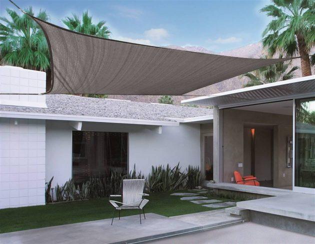 Create A Good Shade In Your Terrace/Garden