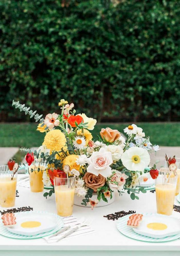 Tips For The Best Amazing Decor For Breakfast Table