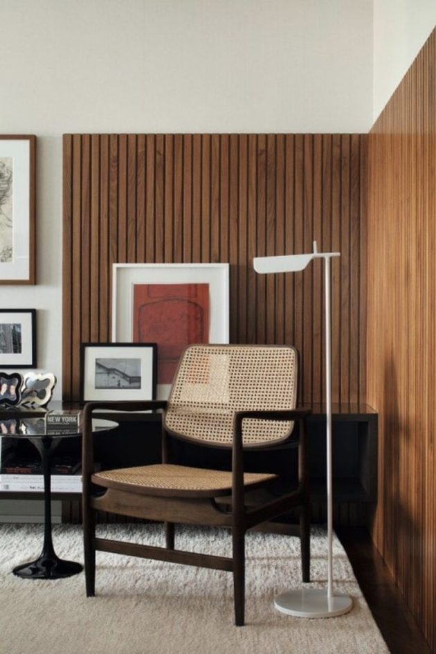 Would You Furniture Your Living Room In Mid-Century Style?