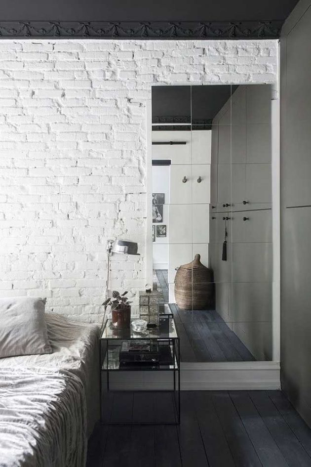 Advantages of White Bricks And Ideas To Get Inspired
