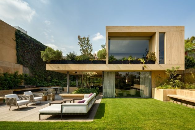 CBC House by Estudio MMX in Mexico City, Mexico