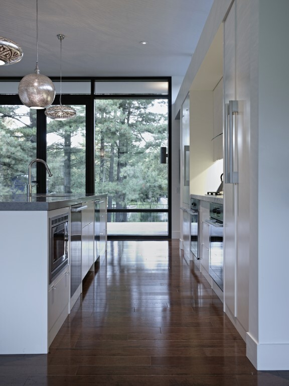 Clearview Residence by Altius Architecture Inc in Ontario, Canada