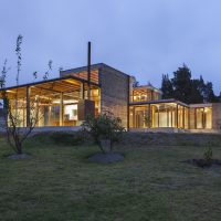 Cotacachi House by Arquitectura X in Ecuador