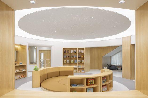 Crown Dream International Kindergarten by VMDPE Design in Shenzhen, China