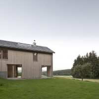 D. Residence by LP Architektur in Lengau, Austria