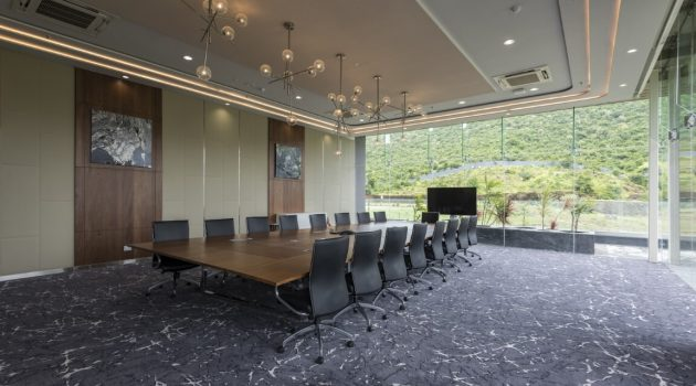 KPIT Office – Proactive Workspace by Designers Group in India
