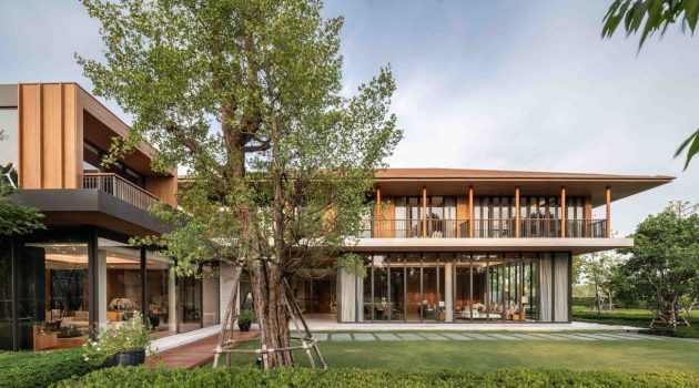 Santiburi Residences by Architects 49 in Bangkok, Thailand