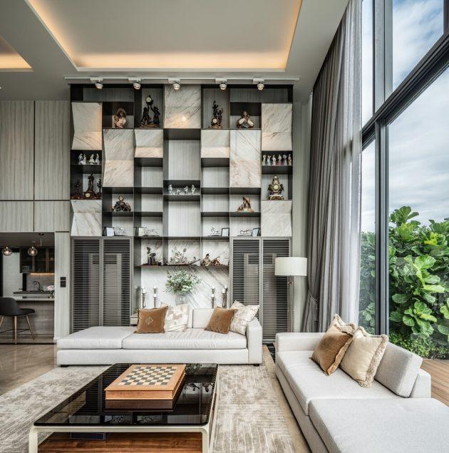 The Laken House by makeAscene in Ban Mai, Thailand