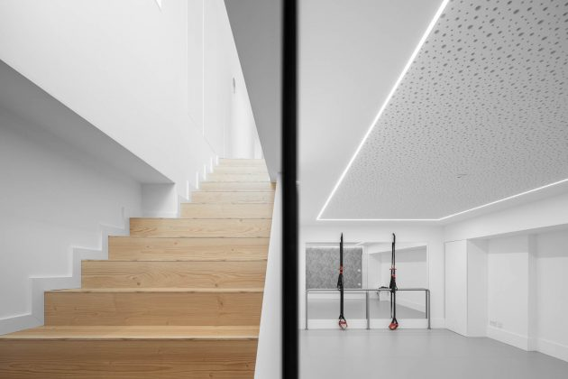 The curves of the human body as inspiration in architecture - BELIFE project by Romulo Neto