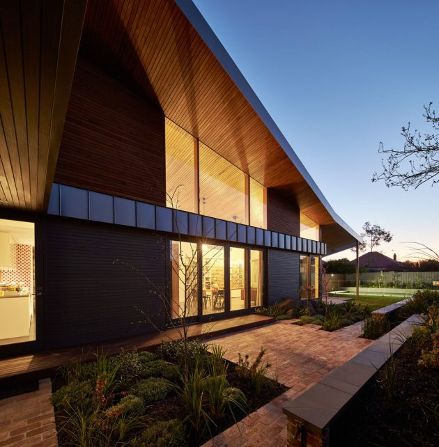 Yarraville Garden House by Guild Architects in Melbourne, Australia