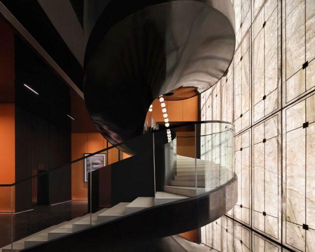 Yinchuan Vanke Metropolis by Mind Design in Gansu, China