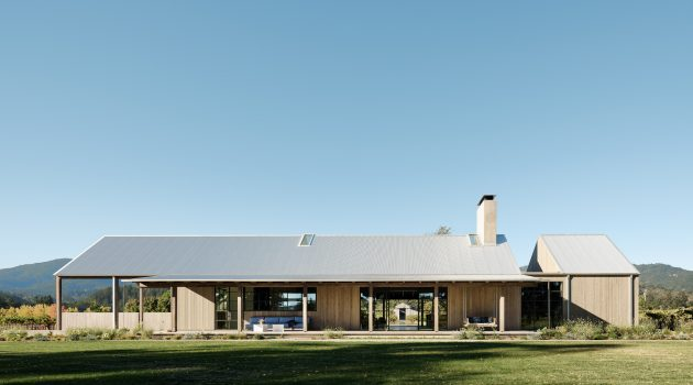 Zinfandel by Field Architecture in St. Helena, California
