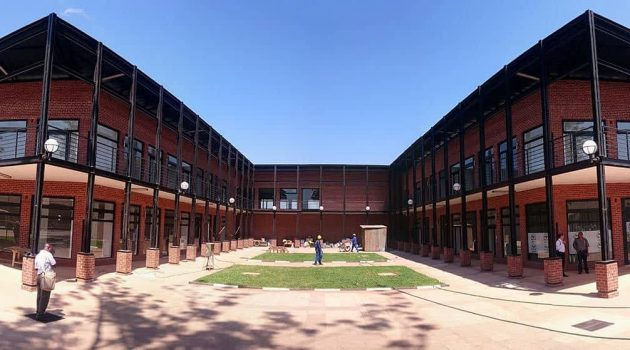 NSSA Chipinge Commercial Centre by Pantic Architects
